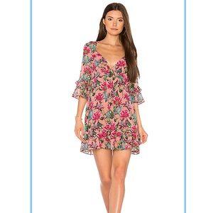 BNWOT For Love & Lemons Churro Mini Dress
